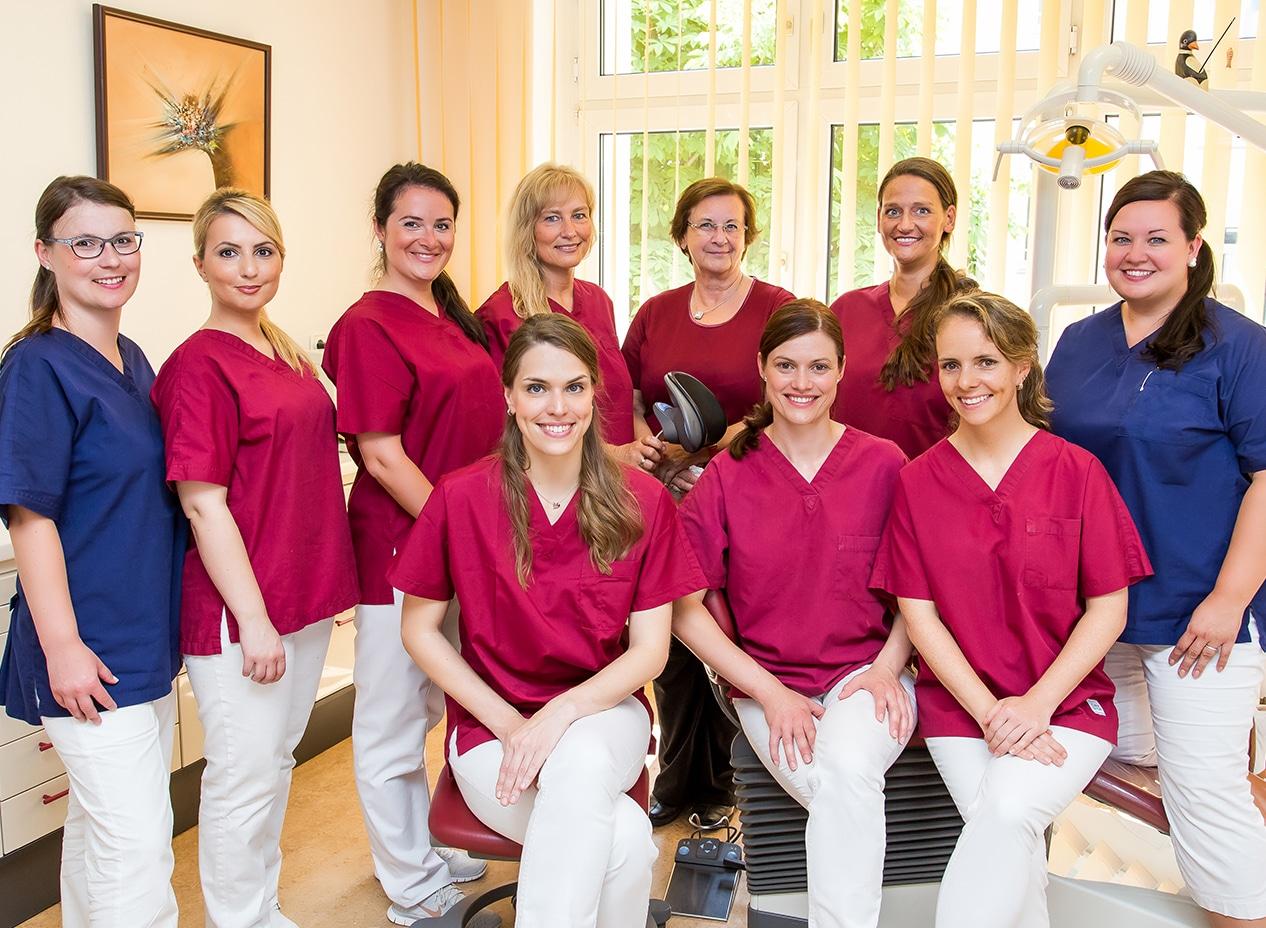 Zahnarztpraxis Weiß